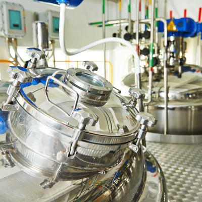 Bio Pharmaceutical Vessel