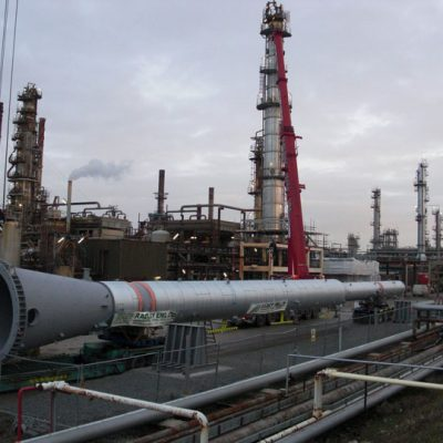 Oil and Gas process column