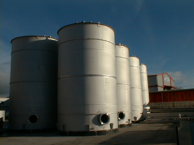 Stainless Steel Vessels at Radley Engineering