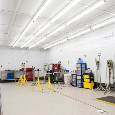 Radley Engineering cleanroom